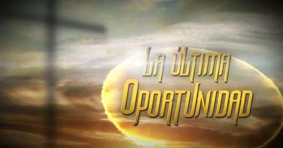 La Ultima Oportunidad: Una Película Para Toda La Familia ..lee todo los detalles haciendo click aquí -> http://soloparatiradio.com/?p=11073  No olvides estamos en Instagram y Twitter via @soloparatiradio