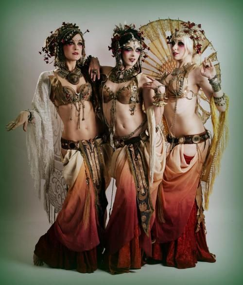 NagaSita Tiare Tashnick | tribal # belly dance # oriental # apsara