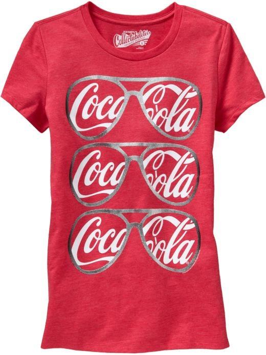 Coca-Cola Shades Tee