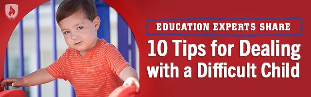 """Congratulations to Dr. Naoisé O'Reilly on an Article """"10 Tips for Dealing with a Difficult Child"""" for a 115 year old .EDU College in the United States http://rasmussen.edu/degrees/education/blog/dealing-with-a-difficult-child/"""