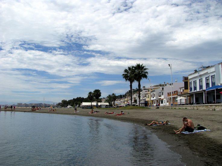 BEACH - Playa de Pedregalejo, Malaga, Spain