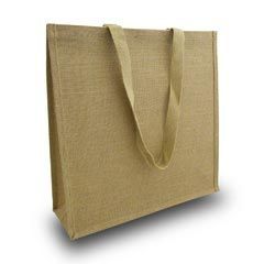 The #Jute_Bags offered by Jmd Enterprises, are made from very strong natural fibers, highly durable as well as easy to carry.