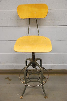 Vintage Uhl Toledo Metal Furniture Company Drafting Chair | Kitchen |  Pinterest | Drafting Chair, Metal Furniture And Furniture Companies