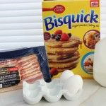Bacon Pancake Dipper Recipe