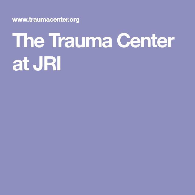 The Trauma Center at JRI