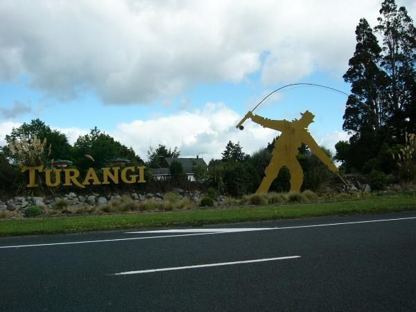 The Turangi Angler in the Central North Island
