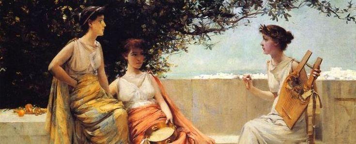 Dopo aver dato uno sguardo alla moda femminile nell'antica Grecia chiudiamo questo articolo con la sua ultima parte dedicata ai capelli e alle acconciature femminili ai tempi dell'antica Grecia. Pr...