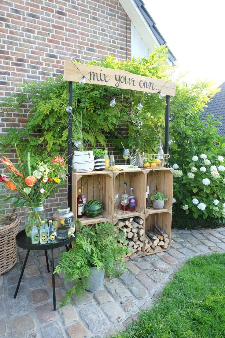 New Free Porch Garden Boxes Tips Traditional Gardens Are Good But There Will Be Something To Be Said For Raised Bed Ga In 2021 Diy Bar Garden Boxes Diy Backyard Decor