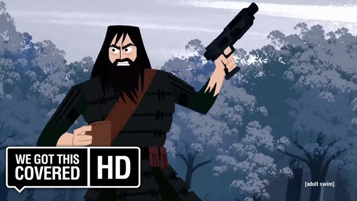 Samurai Jack Season 5 Trailer [HD] Phil LaMarr, Kevin Michael Richardson
