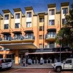 This Boutique Apartment in East Perth is Situated in a contemporary apartment building.This bright and spacious suite has quality finishes throughout.