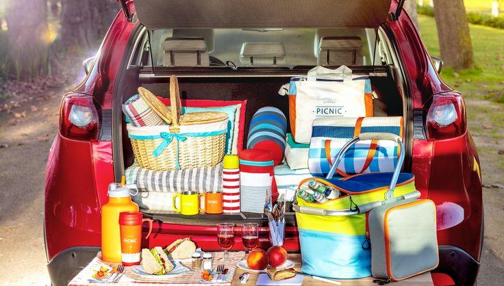 ¿Con ganas de un picnic? Ven a conocer toda nuestra nueva colección y encuentra todo lo que necesitas para tu paseo: mantas, canastas y accesorios de picnic.