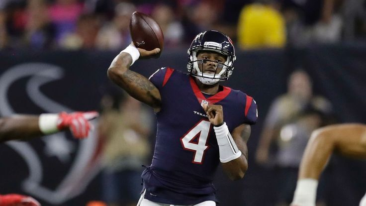 Star Texans rookie quarterback Deshaun Watson tore his ACL in practice Thursday and will miss the rest of the season, a source told ESPN's Adam Schefter. NFL Network first reported that the Texans feared such an injury.