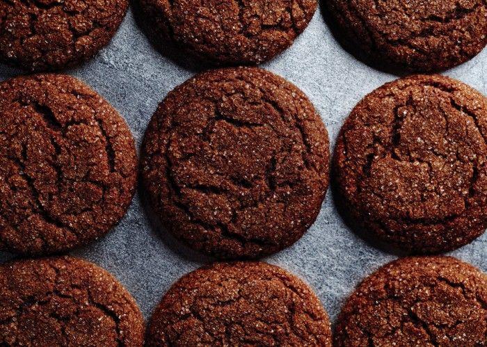 Chewy Molasses cookies SA