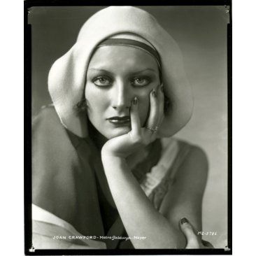 Check out this item at One Kings Lane! Joan Crawford by George Hurrell, 1930