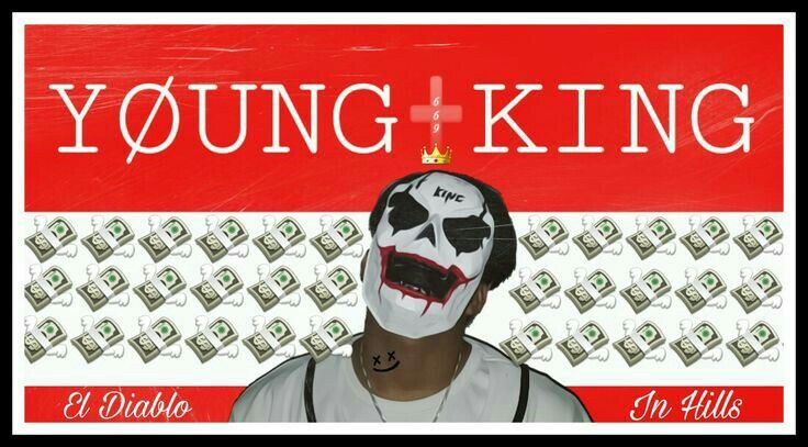 YOUNG KING 💸🔥  -ArtStyle Made By Young Chino