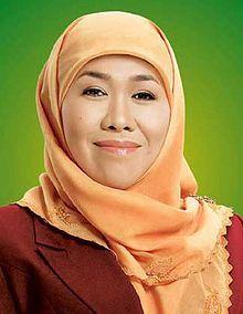 Khofifah Indar Parawansa - Wikipedia bahasa Indonesia, ensiklopedia bebas
