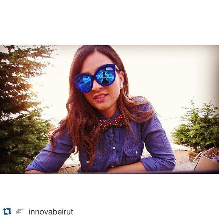 Our Lebanon stockists @innovabeirut speaking truth. #girlsinbowties  #Repost @innovabeirut・・・ Who said girls can't rock bow ties #innovabeirut #fashion #passion #fashionblogger #mrsbowtie #lebanon