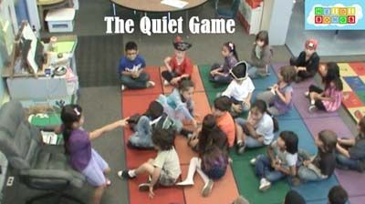 Click here to find out how to play the Quiet Game- a game no early childhood teacher should ever be without!  LOL!