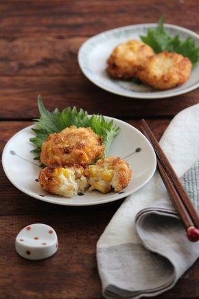 とうもろこしとお豆腐の落とし揚げ。 by 栁川かおり | レシピサイト「Nadia | ナディア」プロの料理を無料で検索
