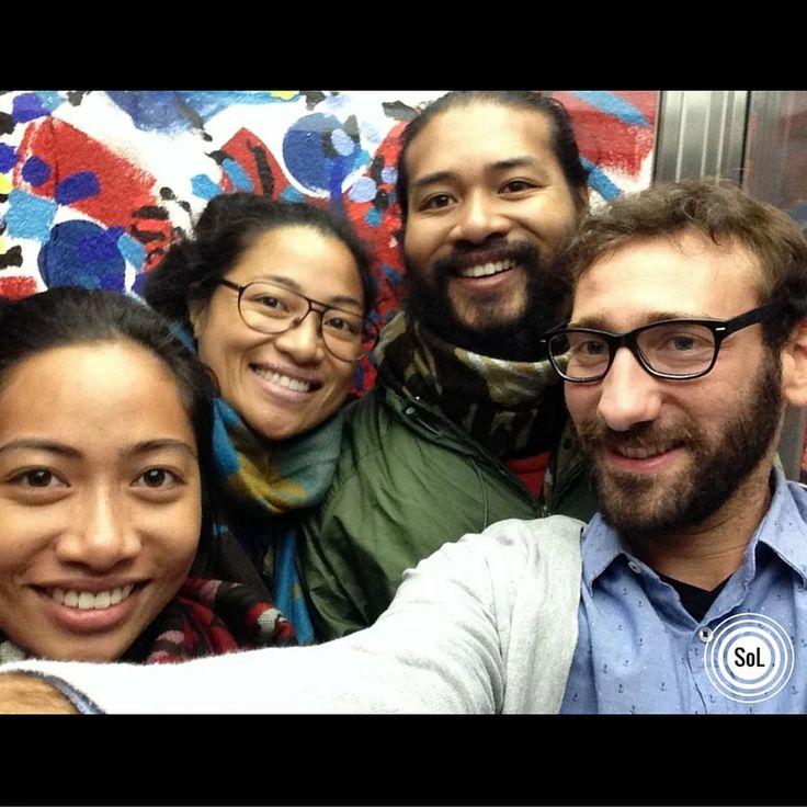 Lift Selfie #bethelight #munich #lift