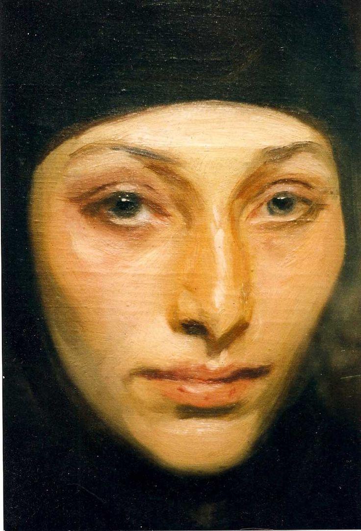John Singer Sargent's An Egyptian Woman