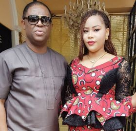"""""""You Make Me Proud Baby""""-FFK Congratulates His Wife Precious For Winning The Most Influential Beauty Queen In Nigeria Award http://ift.tt/2uc6yhY"""