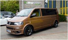 Custom-VW-T5-Transporter-Zanzibar-Raceline-Edition