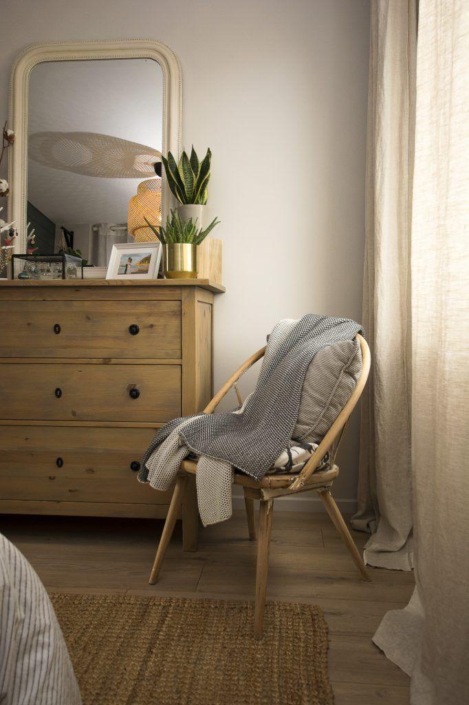 Visite Privee De Mon Appartement Decoratrice D Interieur Home By Marie Appar In 2020 Romantic Master Bedroom Master Bedrooms Decor Master Bedroom Decor Romantic