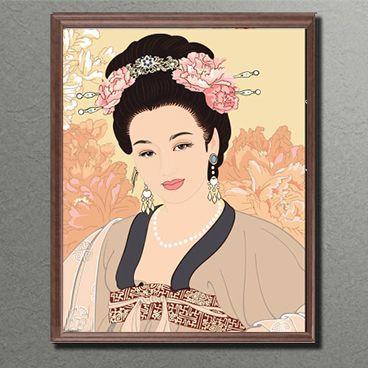 Asiatische Bilder Auf Leinwand 20 besten asiatisch malen nach zahlen bilder auf