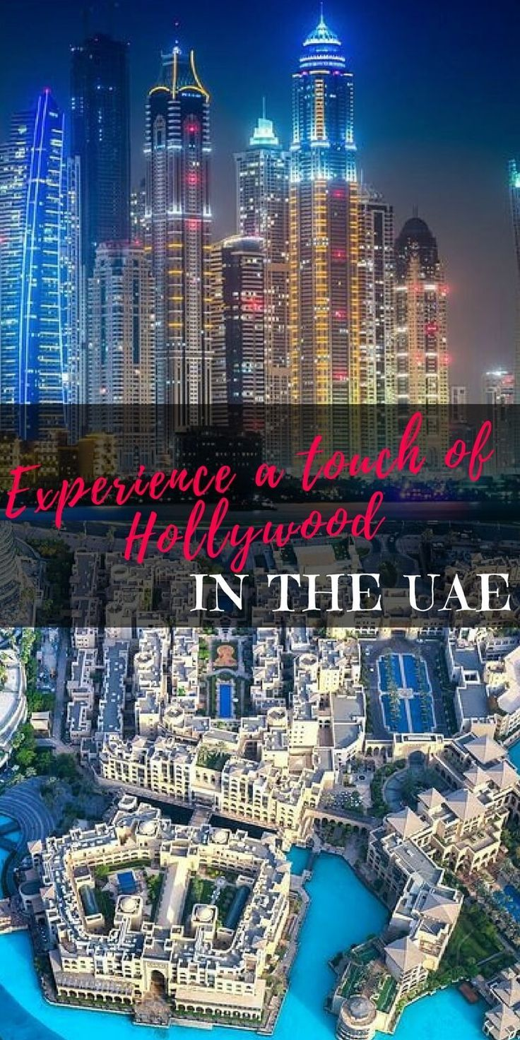 Insiders guide on how to experience #Dubai and the #UAE like the movie stars - where to find the sets and where to stay!  | OurGlobetrotters.Com