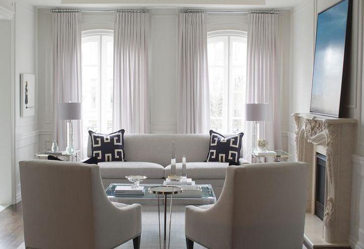 Best Jennifer Backstein Interiors Living Rooms Chic 400 x 300