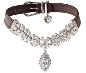 If It's Hip, It's Here: World's Most Expensive Dog Collars For The Haute Hound. From 150k to $3.2 Million   @ The House of Beccaria #