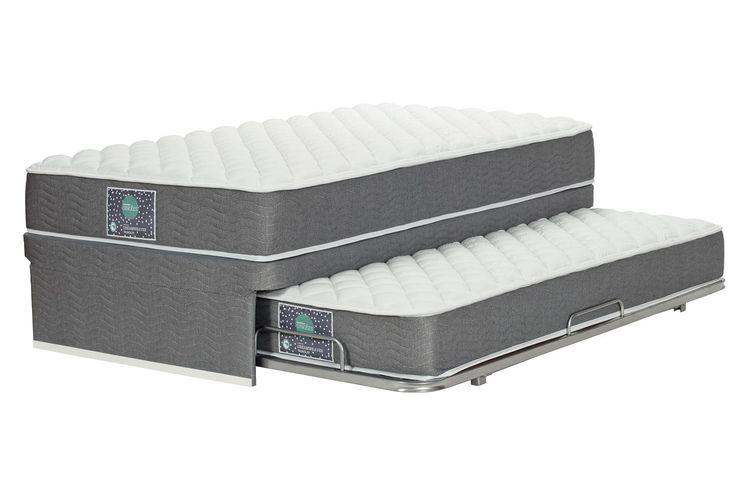 Dreamweaver Medium King Single Trundle Bed by Sleepmaker