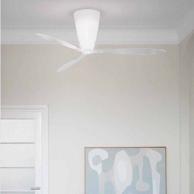 Luceplan - Blow - Ventilateur et Plafonnier