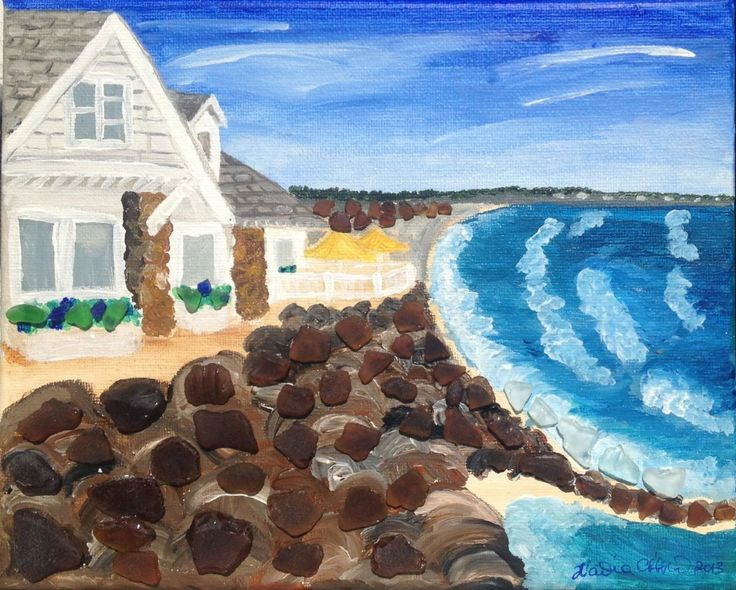 Best Rhode Island Beaches For Sea Glass