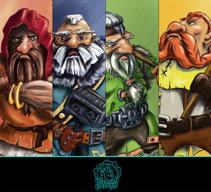 #dworf #game #art #artwork #boardgame