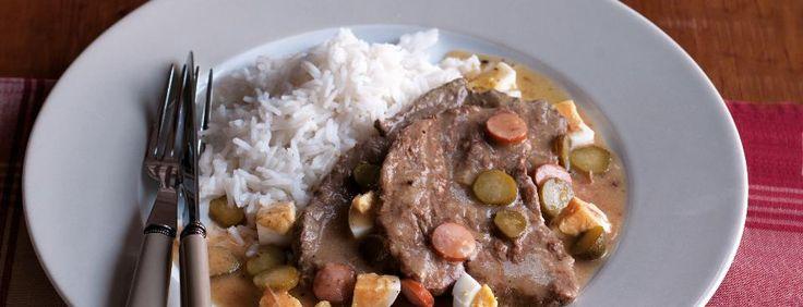 Znojemská s rýží