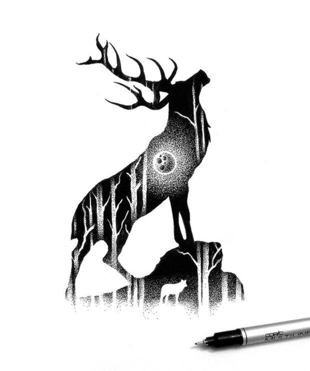 Ilustração por Thiago Bianchini