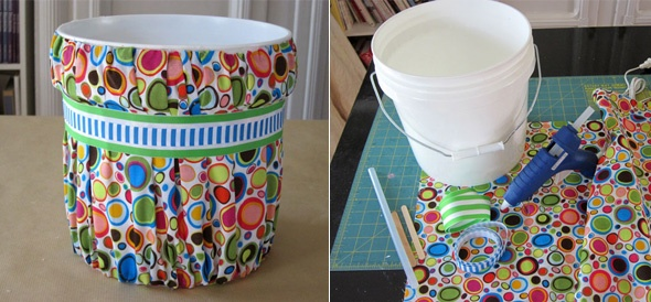 1000 images about wastebasket ideas on pinterest - Cool wastebaskets ...