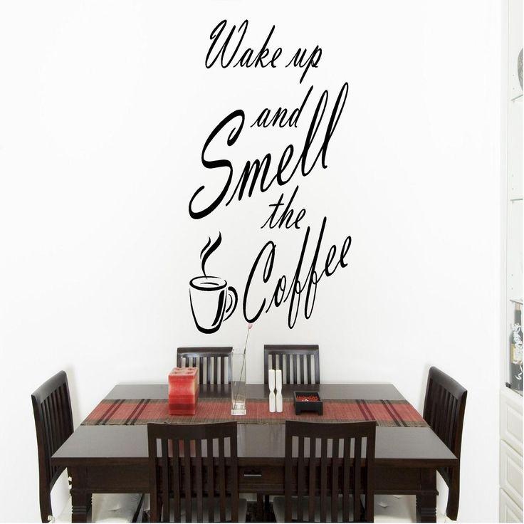 36 best Kitchen Custom Vinyl Wall Decals images on ...