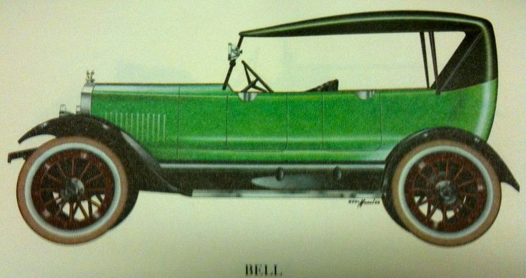 Bell Motor Cars Company was a company, based in York, Pennsylvania. They were also built under license in Barrie, Ontario. Unrelated cars named Bell were built in England (1905-1914) and France (1923-1925) Bell, an assembler rather than a manufacturer, offered light cars with a Herschell-Spillman engine, Westinghouse starter and generator, Stromberg carburetor, Warner steering, Muncie transmission, and Atwater-Kent (domestic) or Simms magneto (export) ignition system.
