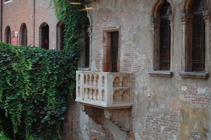 Un exemple de roadtrip pour l'Italie du Nord: lacs, Vérone, Venise, Florence...