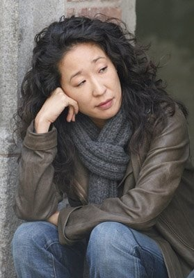 Sandra Oh on Grey's Anatomy