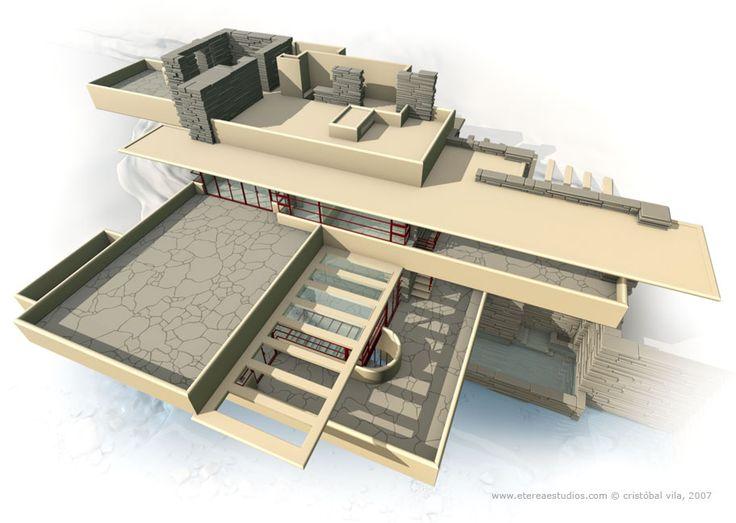 Building progress third floor