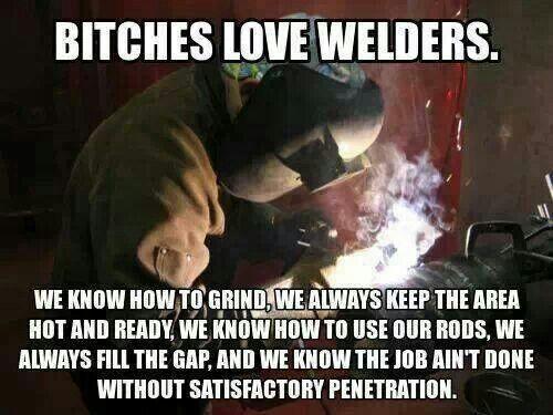 Love my welder!