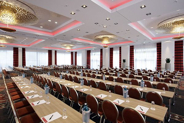 Konferenz- & Seminarsaal | H4 Hotel Berlin Alexanderplatz