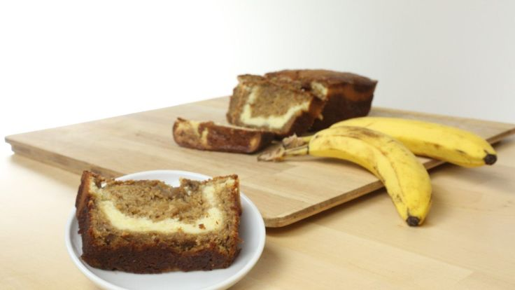You're Going To Love This Cream Cheese-Filled Banana Bread