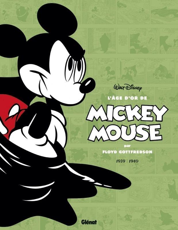 De gouden jaren van Mickey Mouse deel 3 1942-1943 Tekenaar: Floyd Gottfredson