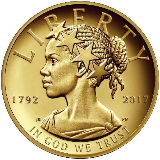 Figuras emblemáticas de la libertad han aparecido en las monedas americanas desde la creación de la Casa de Moneda de Estados Unidos hace 225 años. La versión más reciente para Lady Liberty, emitid…