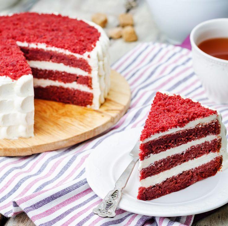 Red Velvet Cake originale: ricetta americana class…